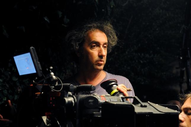 Paolo Sorrentino cuya capacidad de narración visual lo convierte en uno de los más interesantes creadores cinematográficos italianos del momento.